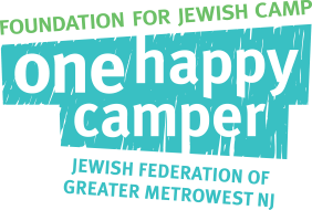 One Happy Camper Logo