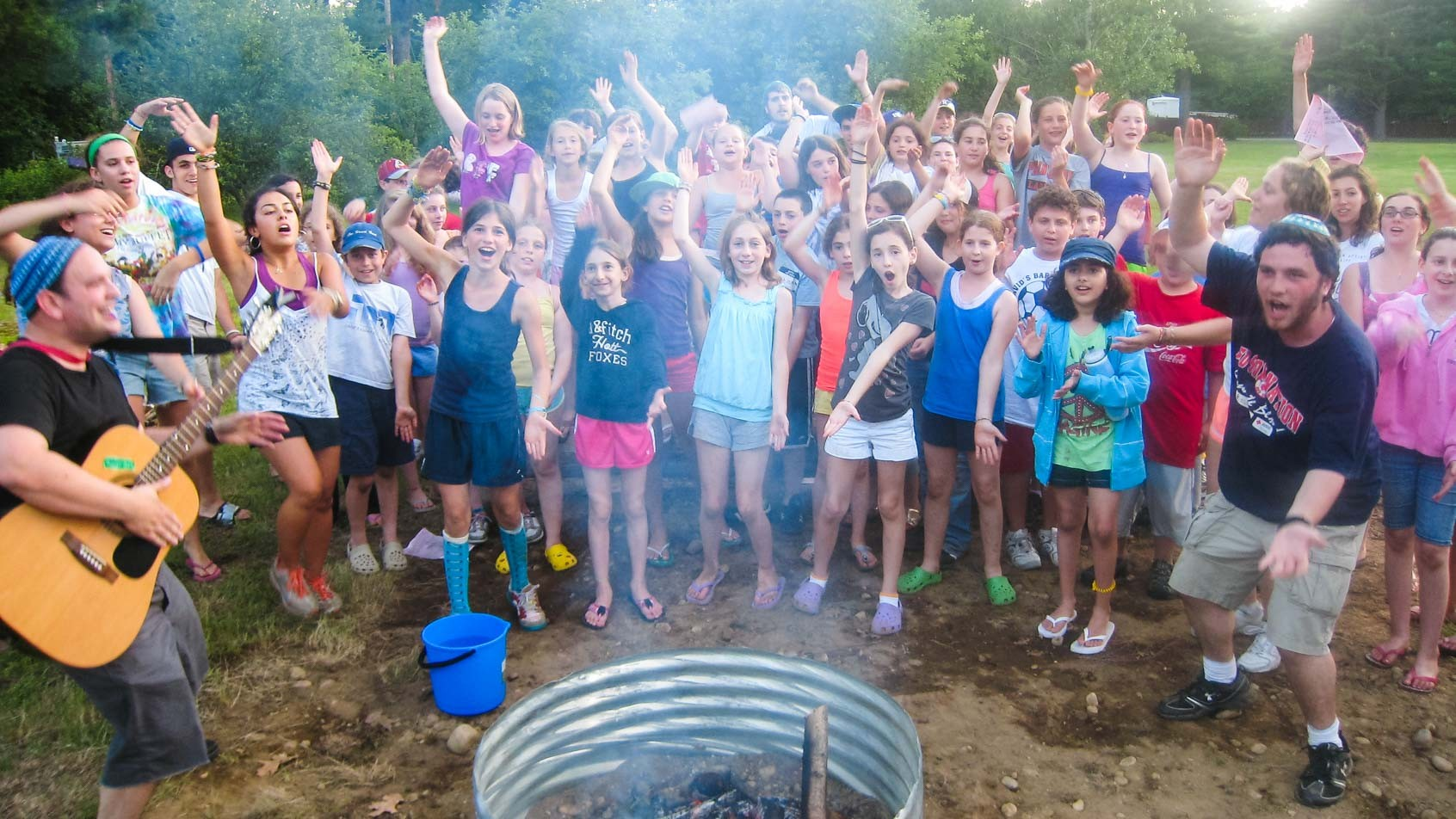 ramah single jewish girls Summer camping became an american institution in the aftermath of world war i, evolving within a society that was concerned with children and wished to raise the next generation as able.