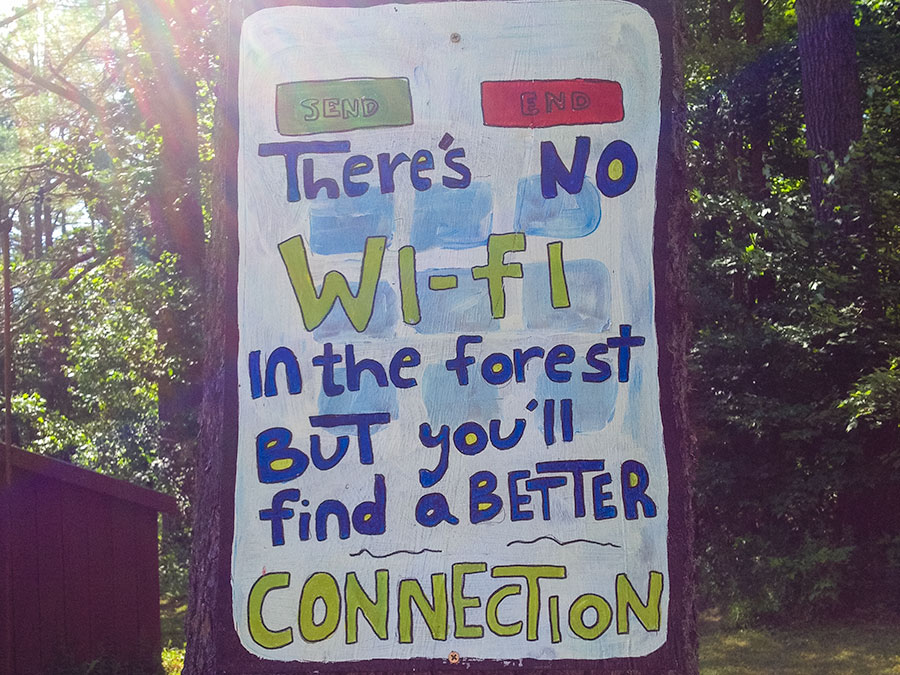 connect-in-the-woods